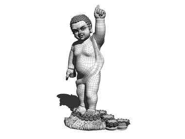 Vesak Statue