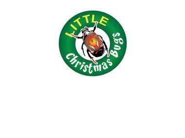 Logo Little Christmas Bugs