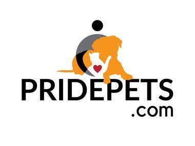 Logo PridePets.com