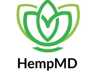 Logo HempMD
