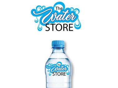 Logo Water Store