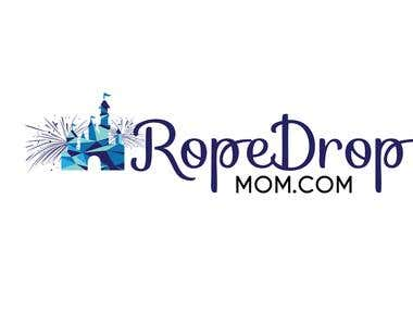 Logo Rope Drop Mom