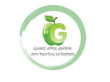 Logo for printing company