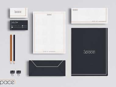 Papelería / Paper Mockup
