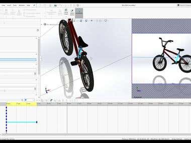 animation solidworks