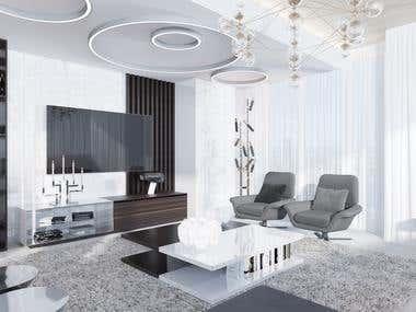 Stylish interior