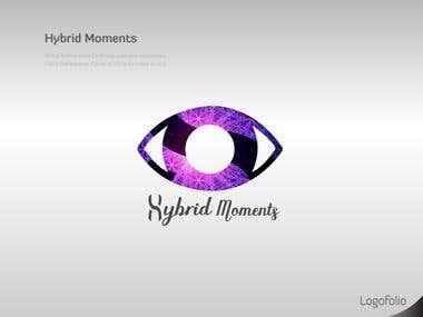 Hybrid Moments Logo ...