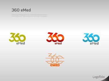 360eMed Logo