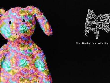Acid Animal Logo Design