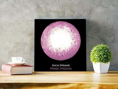 CD/Vinyl Cover Design