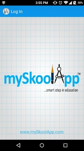 Android App Developed For a School