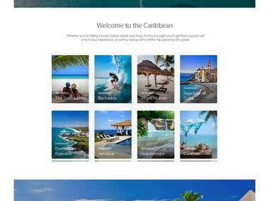 WordPress based Travel Portal