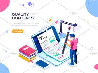 SEO Quality Blog Post