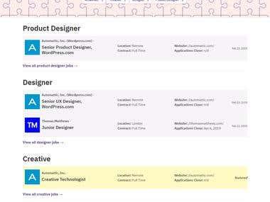 Design Gigs