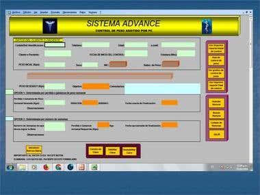 App based on xlsm workbook