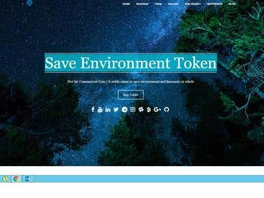 www.set4earth.com Save Environment Token