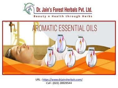Health Care Herbal Product Selling - An E-commerce Website
