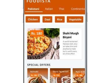 We are dealing with android app, web developing and ios