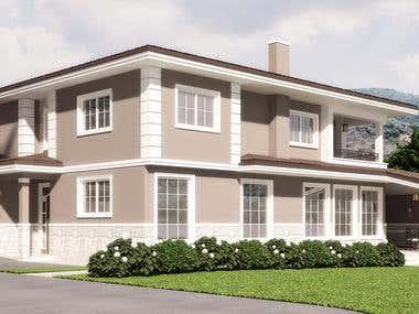 Design Project - Exterior & Interior Design
