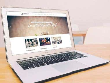 Web Professional | Restaurant