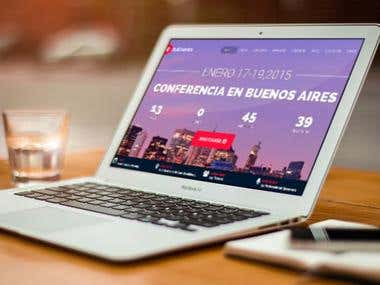 Web Professional Events