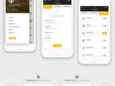 Mobile Safety App