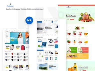 E-commerce And Drop ship Website
