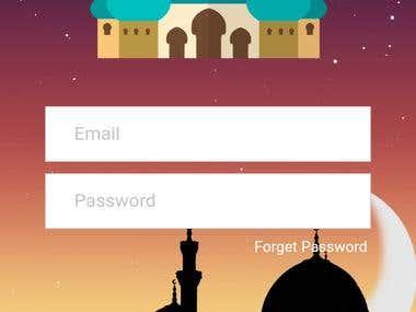 Mosque App