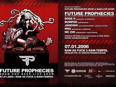 future prophecies @ raw berlin