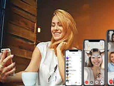 Video Call & Chat App development