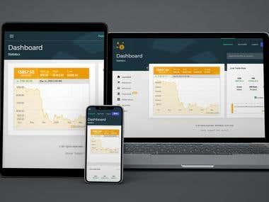 Bitcoin buy/sell trade app