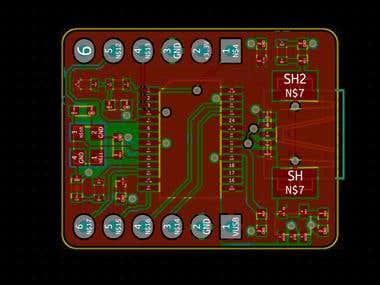 USB to JTAG 2 Layer PCB Design
