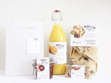 Mollie Stone's Market - Packaging Redesign