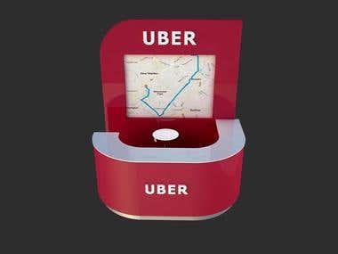 Uber Kiosk Model