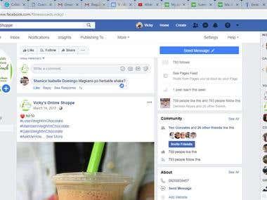 Creation of Different Social Media Branding