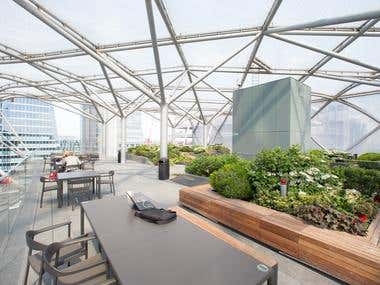 Top 6 Office Rooftops in London