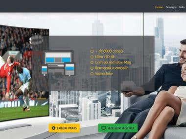 Business Website | IPTV Store