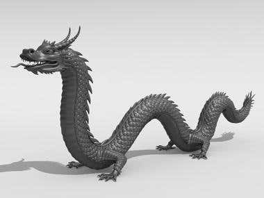 Modeling Dragon