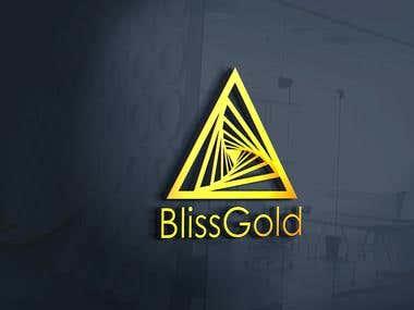 BlissGold Logo