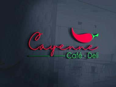 Cayenne Cafe - Deli Logo