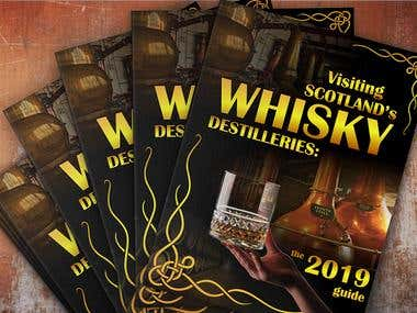 Whiskey e-book Cover