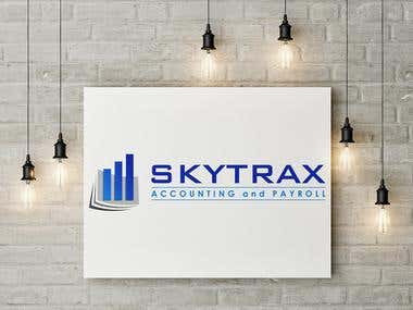 Skytrax Accounting Logo
