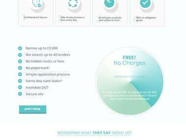 Loan website