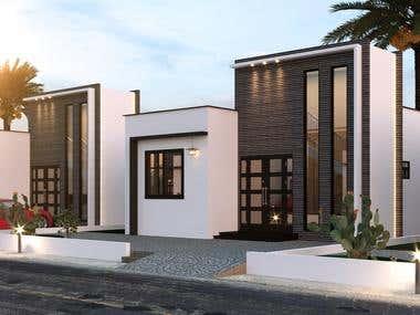Daru Salaam Society Design at Doraleh Djibouti