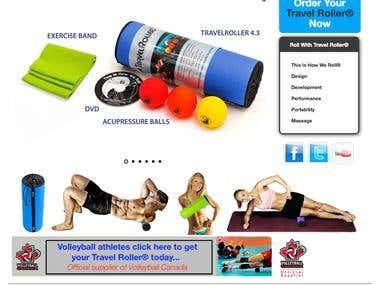 Travel Roller