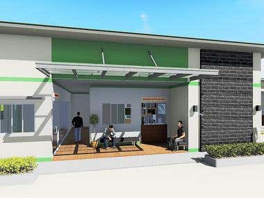 PROPOSED COMMISSARY