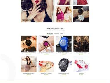 WordPress Website (ShopN9ja Ecommerce Website)