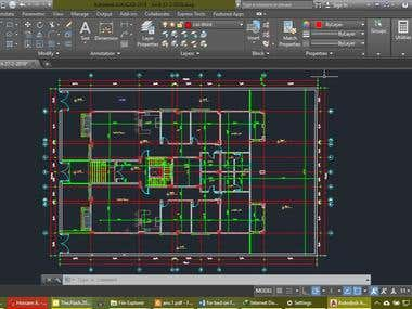 Works on AutoCAD