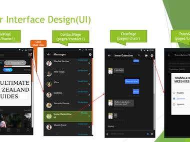 Ionic Chat App