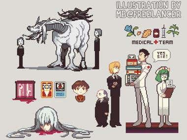 Illustration sample 6
